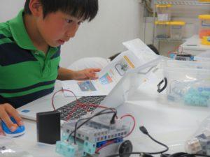 プログラミング・ロボットレッスン